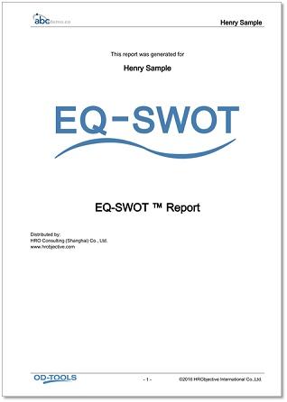 EQ-SWOT™ Report