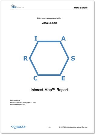 Interest-Map™ Report