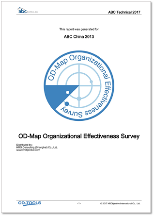 OD-Map® Report