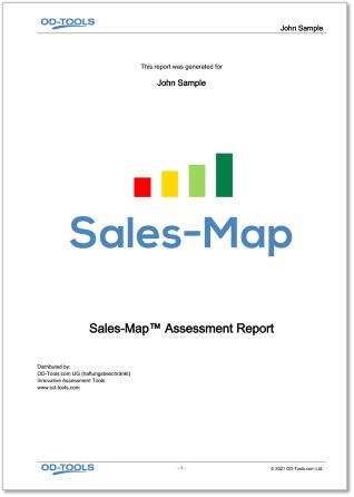 Sales-Map™ Report